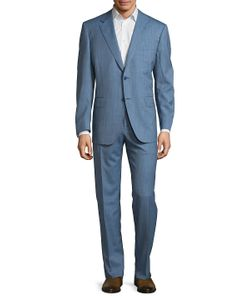Canali | Two-Piece Textured Suit