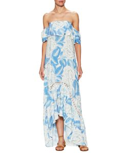 Winston White | Sol Print Maxi Dress