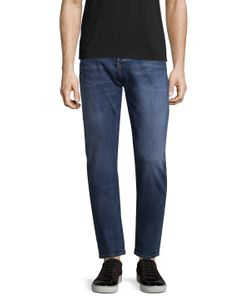 Blk Dnm | 3 Faded Jeans