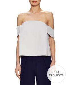 C/meo Collective's | Those Eyes Off Shoulder Top
