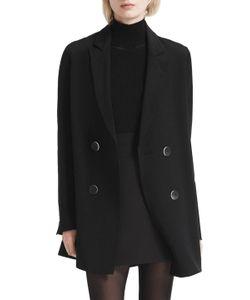 Misha Nonoo | Florence Notch Lapel Blazer Dress