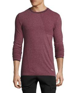 BRANDBLACK | Seamless Wool Sweater