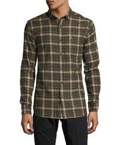 VICTORINOX | Cotton Sterner Checkered Sportshirt