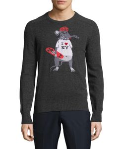 Michael Bastian | Gino The Skate Rat Cashmere Sweater
