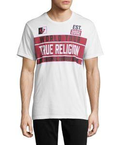 True Religion | Crewneck Cotton Tee