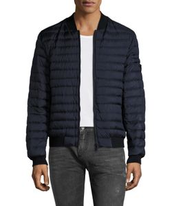 Prada Sport | Quilted Puffer Bomber Jacket