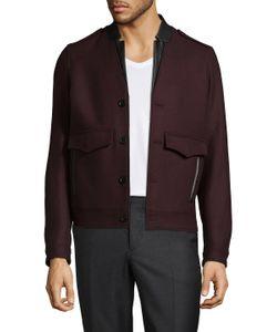 The Kooples   Notch Lapel Wool Jacket