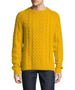 Wesc | Wool Cable Knit Sweater