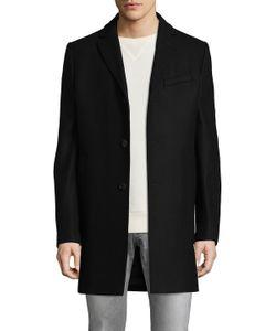 J. Lindeberg | Wolger Compact Melton Wool Coat