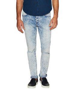 NEUW DENIM | Lou Distressed Slim Jeans