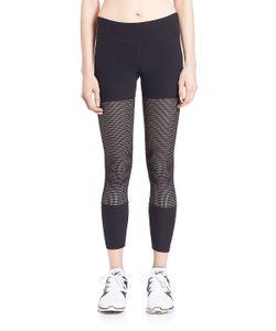 Lanston Sport | Mesh-Paneled Performance Leggings