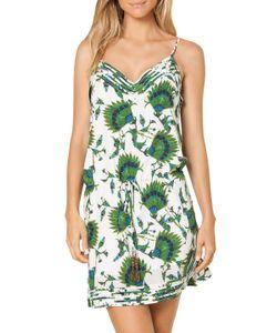 SOFIA by ViX   Lattice Luli Short Dress
