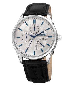 August Steiner | Multifunction Tone Dial Watch 42mm Wide