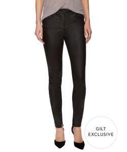 3X1 | Cotton Split Cuff Skinny Jean