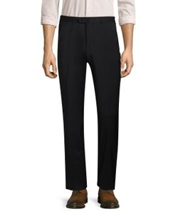 Isaia | Welted Solid Trousers