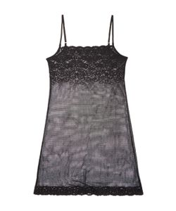 Commando | All-Lace Mesh Slip