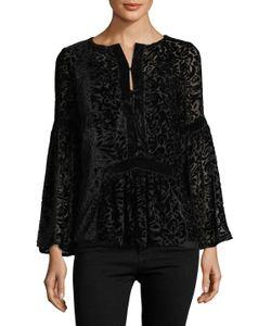 KAS   Camilla Embroidered Top