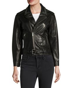 VEDA | Creeper Leather Motorcycle Jacket