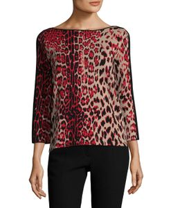 Bogner | Vreni Printed Cotton Top