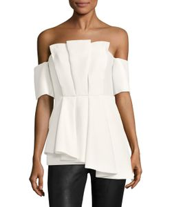C/meo Collective's | Skyline Strapless Top