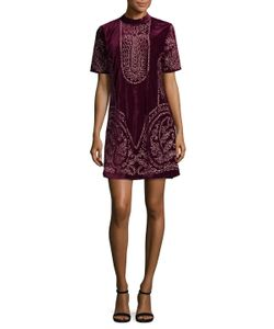 KAS   Lilly Embroidery Dress