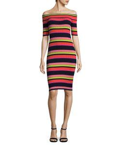 Trina Turk | Necha Stripe Cotton Dress