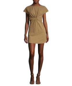 Torn By Ronny Kobo | Twist Flared Dress