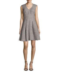 Karen Millen | Inverted Pleat Dress
