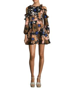 Lucca Couture | Shayne Print Dress
