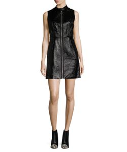 Marc by Marc Jacobs | Paneled Crewneck Dress