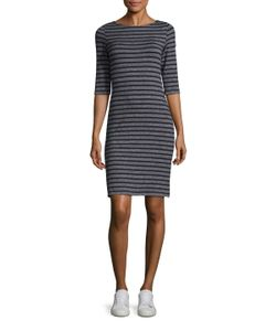 SAINT JAMES®   Propriano Two Striped Sheath Dress