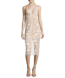 DRESS THE POPULATION | Marie Lace Dress