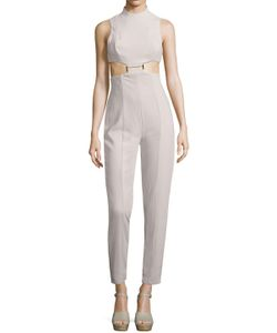 Misha Collection | Enya Cut Out Pantsuit