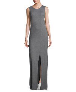Lot 78 | Cashmere Front Split Dress