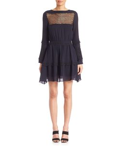 TANYA TAYLOR | Darby Lace Dress