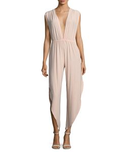 Hot as Hell | Michele Hah Bell Jumpsuit