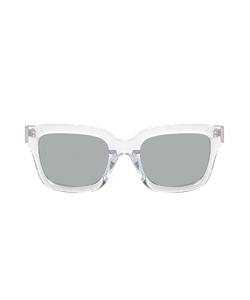 3.1 PHILLIP LIM X LINDA FARROW | 51 Translucent Square Frame