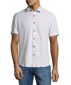 Vince Camuto | Short-Sleeve Button-Down Shirt