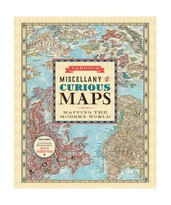 HARPERCOLLINS | Vargics Miscellany Of Curious Maps