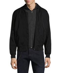 The Kooples   Garbo Hooded Twill Jacket