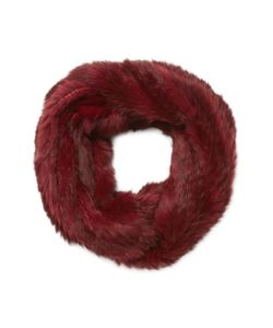 JOCELYN | Infinity Rabbit Fur Scarf