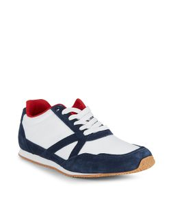 PENGUIN   Colorblock Lace-Up Sneakers