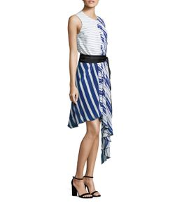 Aquilano-Rimondi | Silk Printed Dress