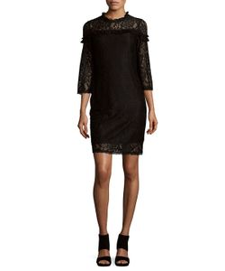 Laundry By Shelli Segal | Stretch Lace Dress