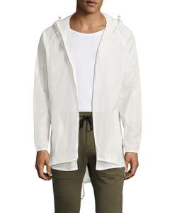 BRANDBLACK | Hooded Cord Jacket