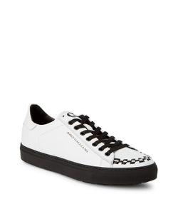 John Galliano | Braided Leather Sneakers