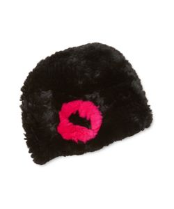 JOCELYN | Rabbit Fur Knitted Hat