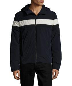 Prada Sport | Colorblocked Hooded Jacket