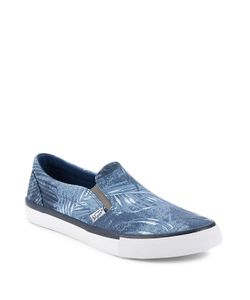 PENGUIN   Round-Toe Slip-On Sneakers