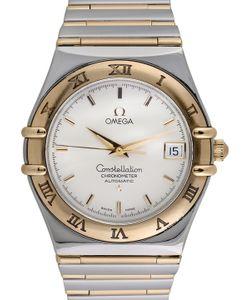 OMEGA | Vintage Constellation Chronometer 18k Stainless Steel Watch